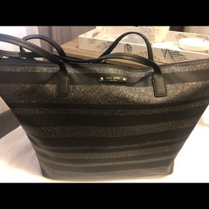 Shimmery Kate Spade ♠️ tote